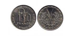 10 Francs Afrique de l'Ouest (Etats)