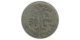 50 Centimes - Congo Belge
