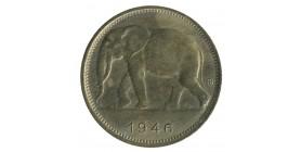 1 Franc - Congo Belge
