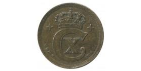 1 Ore Christian X - Danemark