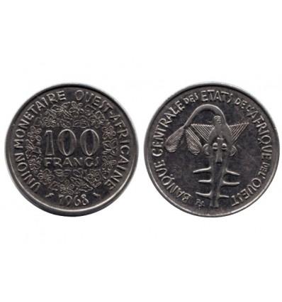100 Francs Afrique de l'Ouest (Etats)