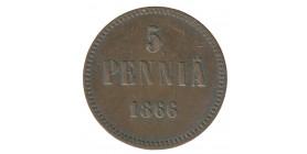 5 Pennia - Finlande