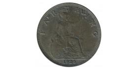 Georges V Farting - Grande Bretagne