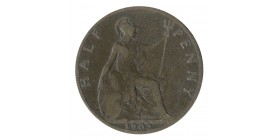 1/2 Penny Edouard VII - Grande Bretagne