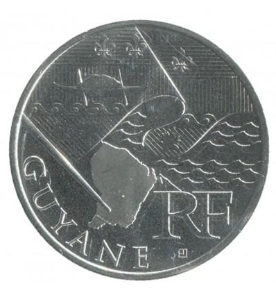 10 Euros Guyane