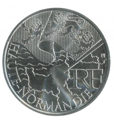 10 Euros Haute Normandie