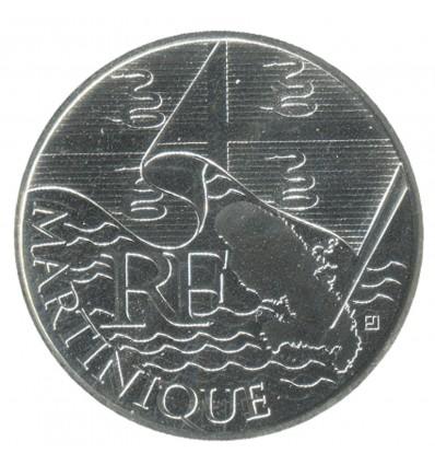 10 Euros Martinique