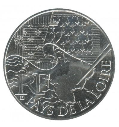 10 Euros Pays de la Loire