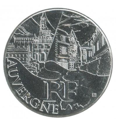 10 Euros Auvergne