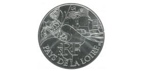 10 Euros Pays de Loire