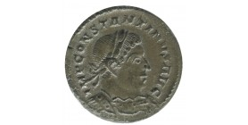 Follis de Constantin Ier Empire romain