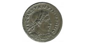 Follis de Constantin Ier Empire romain