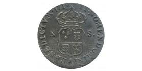 10 Sols de Navarre - Louis XV