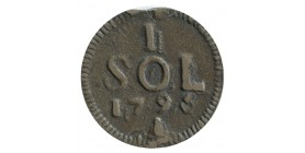 1 Sol - Luxembourg