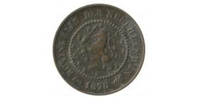 1/2 Cent - Pays-Bas