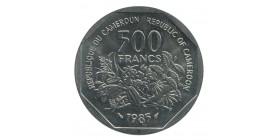 500 Francs Cameroun - République du Cameroun