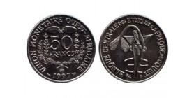50 Francs Afrique de l'Ouest (Etats)