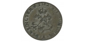 Double Sol de Billon - Louis XV