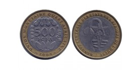 500 Francs Afrique de l'Ouest (Etats)