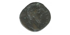 Sesterce de Lucius Verus Empire Romain