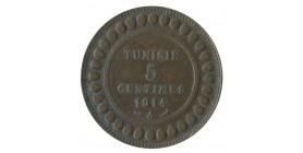 5 Centimes - Tunisie