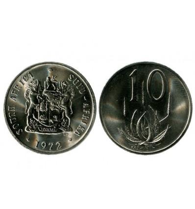 10 Cents Afrique du Sud