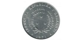 5 Francs Burundi