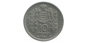 10 Francs Louis II Monaco