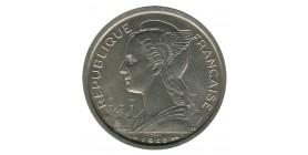 2 Francs Réunion