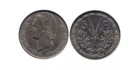 5 Francs Afrique Occidentale Française