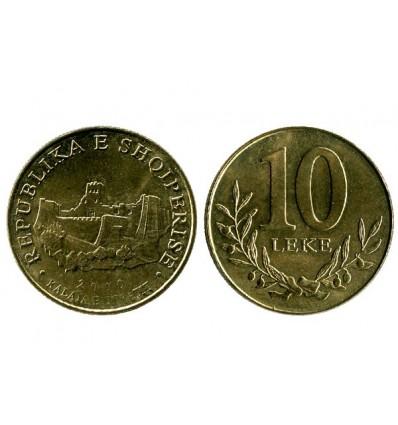 10 Leke Albanie