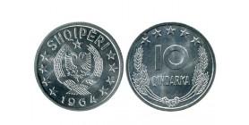 10 Quindars Albanie
