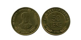 50 Leke Albanie