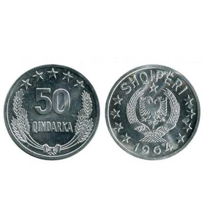 50 Quindars Albanie