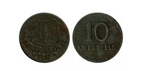 10 Pfennig Kaiser Lautern allemagne