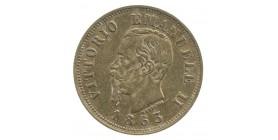 10 Lires Victor Emmanuel II - Italie