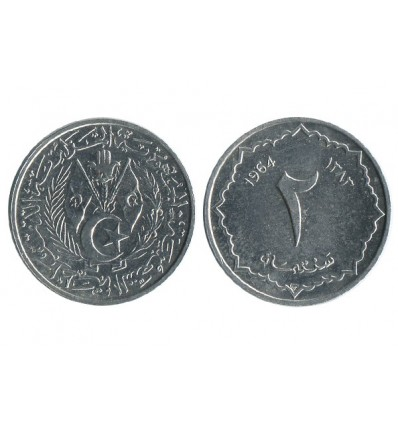2 Centimes Algérie