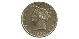 10 Dollars Liberté - Etats-Unis