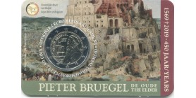 2 Euros Commémoratives Belge 2019 LFl - Bruegel