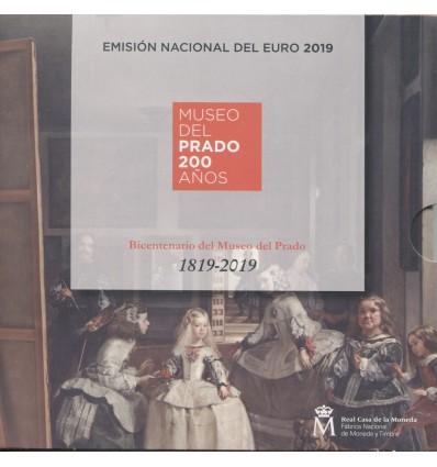 Série B.U. Espagne 2019