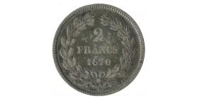 2 Francs Cerès Sans Légende