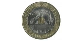 20 Francs Mont Saint-Michel