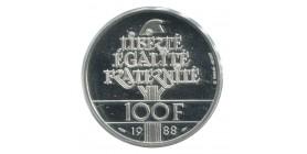 100 Francs Fraternité