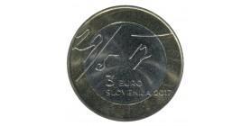 3 Euros Slovénie 2017