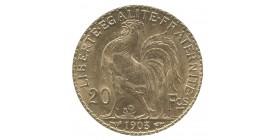 20 Francs Marianne / Coq