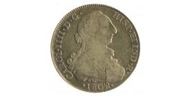 8 Escudos Charles IV - Chili