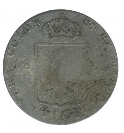 1/3 Thaler Frederic Guillaume III Allemagne Argent - Prusse