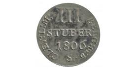 3 Stuber - Allemagne Berg Argent