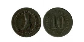 10 Pfennig Pirmasens allemagne