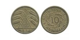 10 Reichspfennig allemagne
